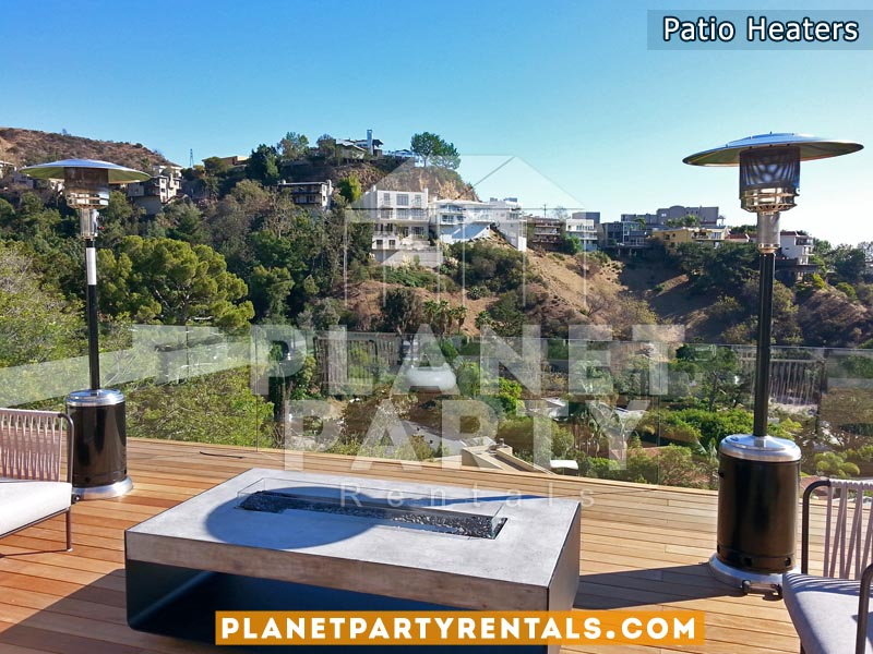 Rent Outdoor Patio Heaters in San Fernando Valley for Outdoor Events