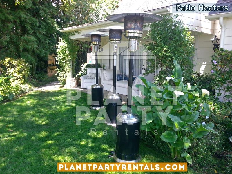 Outdoor Patio Heater rental in Los Angeles – Outdoor Events