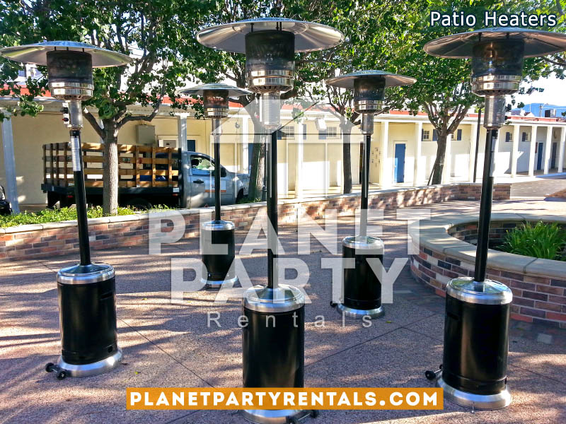 Patio Heater with Propane Tanks for Outdoor Use