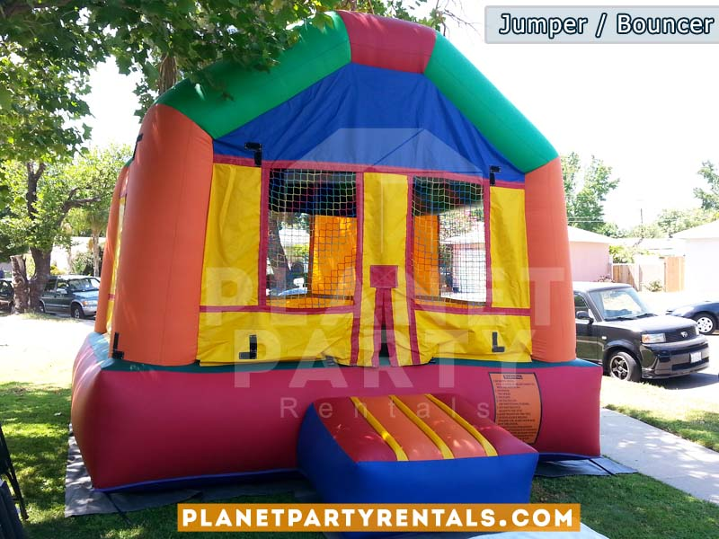 jumper bouncer rentals san fernando valley | Party rental equipment