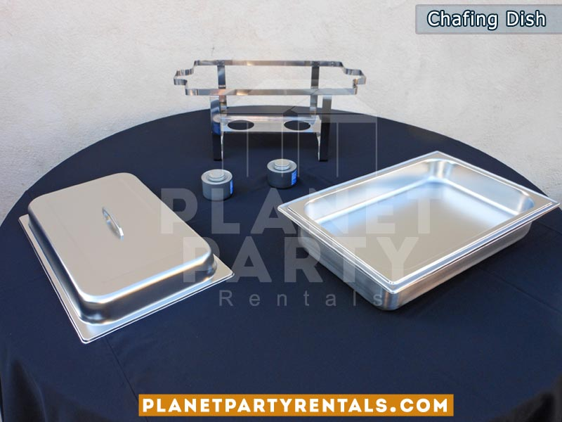 Food Warmer/Chafing Dishes | San Fernando Valley