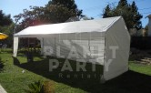 10 feet by 30 feet Tent Canopy | Party Tent with Tables and Chairs | Tent Packages Available | San Fernando Valley Party Rentals | Party Supplies
